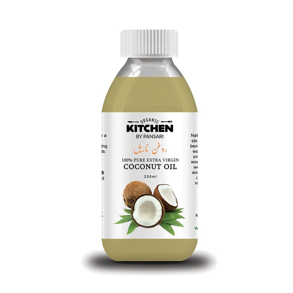 Organic Kitchen's Coconut Oil